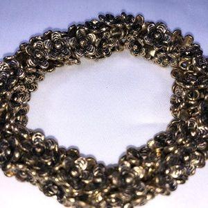3for $25 Metal Flower Bracelet